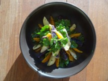 Nana Mac's Potato and Orange Salad - Recipe Image