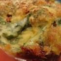 Chard,Onion & Cheese Gratin - Menu Marker 2