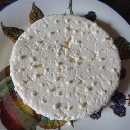Homemade lemon cheese