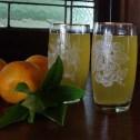Orange Cordial-Menu Marker