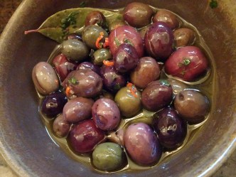 Spiced Olives - 2